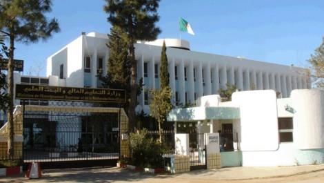 Université : «Hadjar annonce des facilitations aux doctorants pour les besoins de leur soutenance»