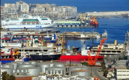 Algérie: Baisse du trafic des marchandises au Port d'Alger sur les 9 premiers mois de 2016