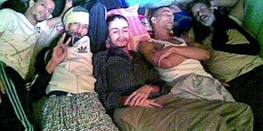 Prisonnier politique sahraoui croupissant dans les geôles marocaines : Merkhi entame une grève de la faim