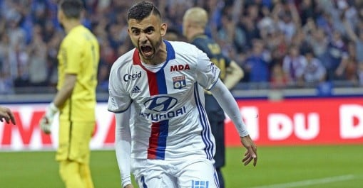 Lyon : Ghezzal opérationnel contre le Paris Saint-Germain