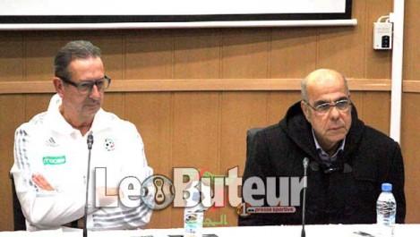 Raouraoua met la pression sur les joueurs : «Cessez de parler…..»