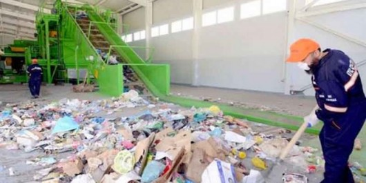 Tri sélectif : plus de 300 tonnes de déchets secs recyclables ont été collectés à Oran depuis avril 2015