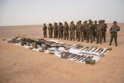 Tiaret : Saisie d'un lot de munitions