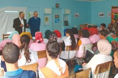 Lutte contre la drogue en milieu scolaire : Le Théâtre socialement engagé