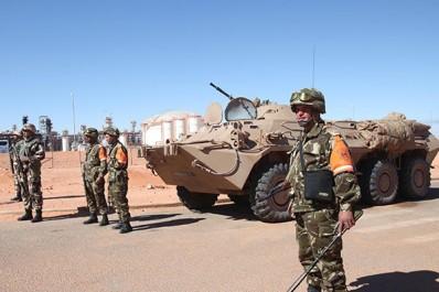 65 terroristes se rendent à l'Armée