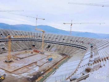 Pourquoi la construction de nos stades s'éternise ?