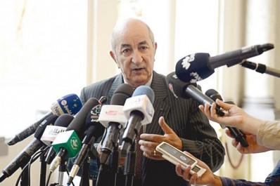 """Tebboune annonce l'assainissement des dossiers OPGI: 240 000 logements """"pas-de-porte"""" bientôt régularisés"""