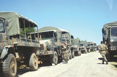 La région nord-ouest de Bouira entièrement quadrillée: Un important groupe terroriste traqué à El-Mokrani