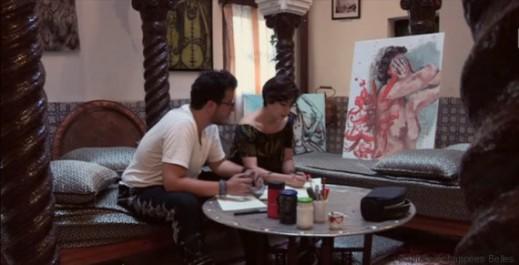 «ورشة ناس»: un nouvel atelier à la Casbah crée un pont entre l'histoire et l'art.