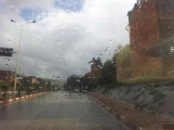 Tlemcen: L'hiver est déjà là