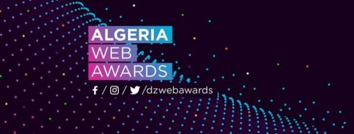 Sélection des nominés pour chaque catégorie: votez pour vos candidats favoris aux Algeria Web Awards
