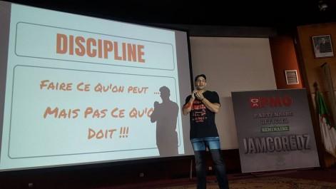 Jamo Nezzar au JI : « Nos jeunes  ont un énorme potentiel mais manquent d'encadrement»