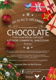 Cook Show spécial chocolat