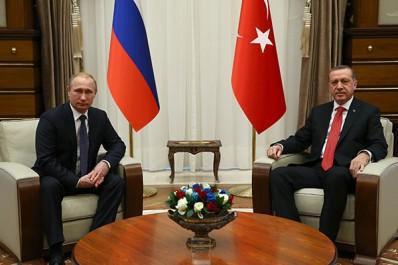 Erdogan : « la normalisation des relations Ankara -Moscou ne sera pas affectée »