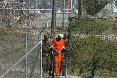 Un Algérien est toujours détenu à Guantanamo