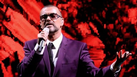 Le chanteur britannique George Michael est mort à 53 ans