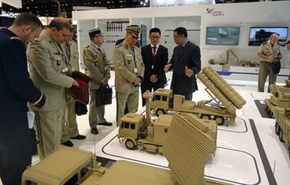 Salon national de la production algérienne: Le stand du ministère de la Défense le plus visité