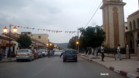 EL TARF: Un projet de l'amélioration urbaine à l'arrêt
