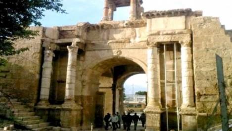 Tébessa: plus de 200 visiteurs nationaux et étrangers par mois au jardin archéologique