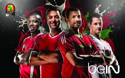 Les meilleures équipes africaines s'affrontent pour le tournoi de football de la Coupe d'Afrique des Nations (CAN): Couverture exclusive et complète de la CAN prévue par beIN