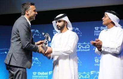 Salem Brahimi sauve l'honneur du cinéma algérien au JCC 2016