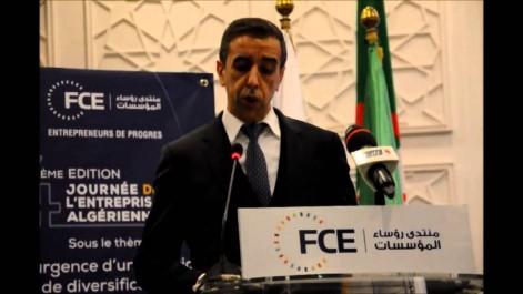 Le conseil exécutif du FCE fait le bilan 2016 d'Ali Haddad une semaine après l'incident du forum africain.