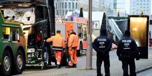 Attentat de Berlin: arrestation en Allemagne d'un contact d'Anis Amri