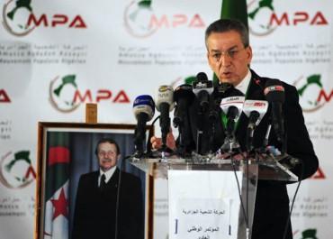 Congrès national du Mouvement populaire algérien : Benyounès dénonce la lenteur des réformes économiques et «l'incompétence» de certains responsables.