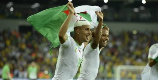 Ils retrouvent une place de titulaire à quelques semaines de la CAN-2017: Brahimi et Feghouli soulagent Leekens.