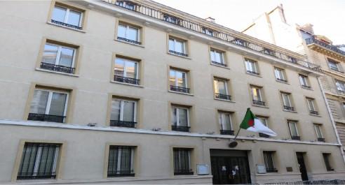 Le Consulat d'Algérie met les autorités françaises dans l'embarras