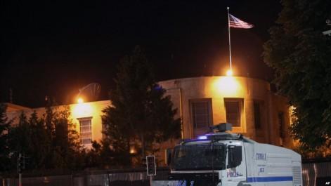 Turquie: tirs d'arme devant l'ambassade américaine à Ankara