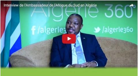 Vidéo: Entretien avec Mr Dennis Thokozani Dlomo, ambassadeur d'Afrique du Sud en Algérie