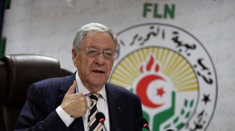 Le patron du FLN le confirme officiellement : «Il n'y aura plus de contact avec Belkhadem»