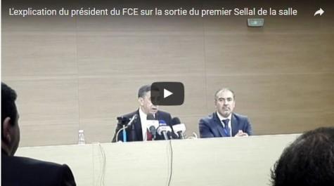 Ali Haddad s'explique sur le départ précipité de Sellal (Vidéo)