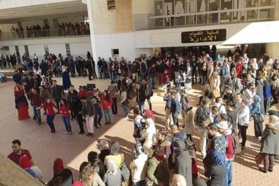 l'UNJA organise un mouvement de grève à l'USTO: 20 000 étudiants empêchés d'accéder au campus.