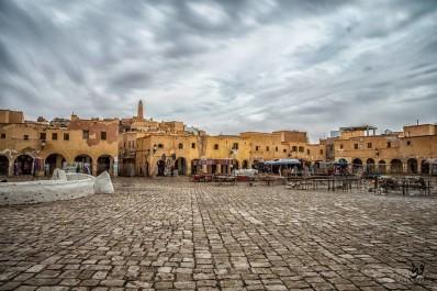 Ghardaïa : Large affluence des visiteurs nationaux et étrangers pour les fêtes de fin d'année.