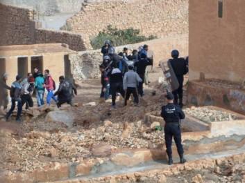 25 personnes sous mandat de dépôt: Ceux qui mettent le feu à Ghardaïa…