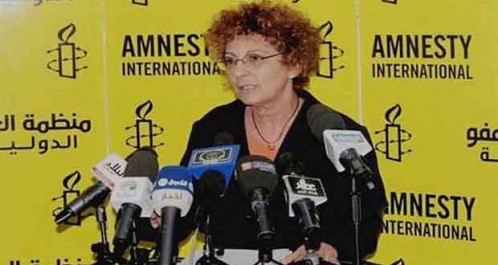 """Amnesty International:  """"L'état algérien ne facilite pas le travail des militants"""""""