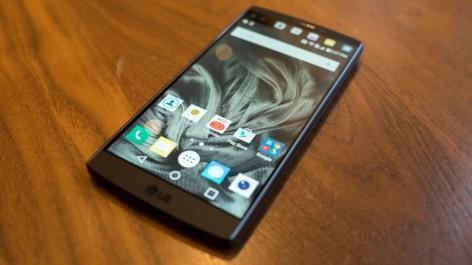 Nouveau LG V20, premier téléphone doté de la version Android 7.0 Nougat, arrive en Algérie.