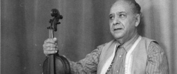 Le violon de Hadj Mohamed Taher Fergani sera offert au musée national Cirta.