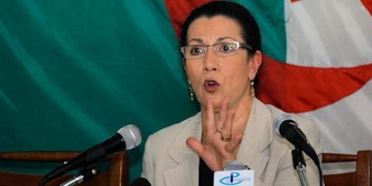 Louisa Hanoune: «L'impunité est devenue un mode de gouvernance»