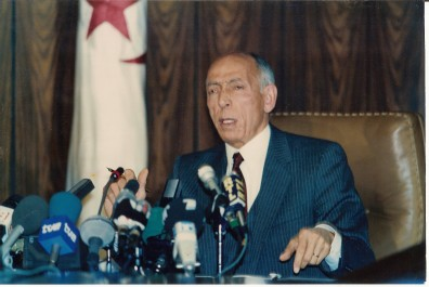 Nacer Boudiaf: Dois-je faire appel au peuple pour financer un film sur mon père ?