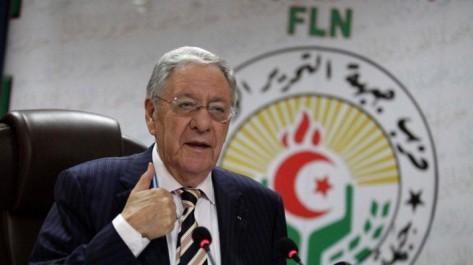 Les deux hommes se sont rencontrés jeudi au siège du FLN: Ould Abbes et Abada pour un deal électoral.