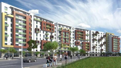Habitat: 4 350 logements LPP distribués à partir de lundi