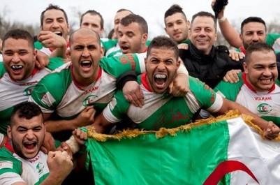 Rugby : l'Algérie intègre officiellement le Rugby Afrique.