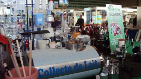 Clôture du Salon international de zootechnie à Sidi Bel-Abbès: Relancer la filière lait pour atteindre l'autosuffisance.