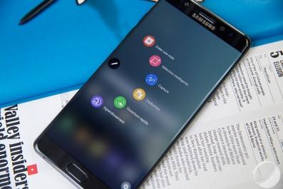Samsung : des rumeurs suggèrent que le Galaxy S8 n'aura pas de prise jack ni de bouton Home.
