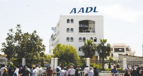AADL 2: le paiement de la deuxième tranche à la fin de l'année