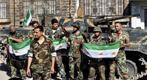 L'armée syrienne triomphe à Alep: Les extrémistes négocient leur capitulation