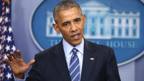 Dans sa dernière conférence de presse de l'année: Obama fait dans l'insulte et se contredit